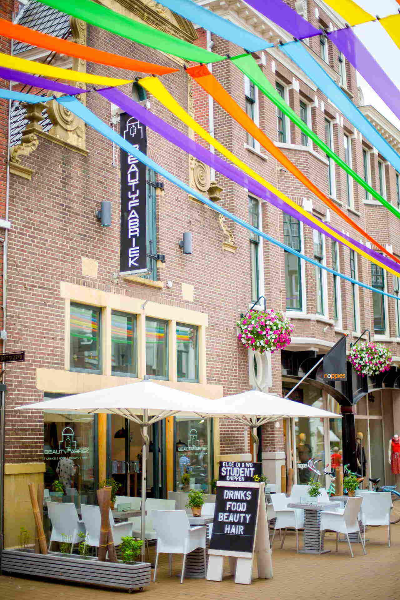 BeautyfabrieQ Groningen Kapper