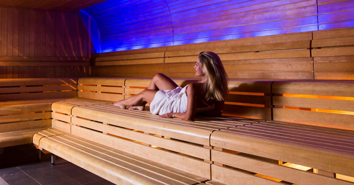 waarom een saunabezoek goed voor je is
