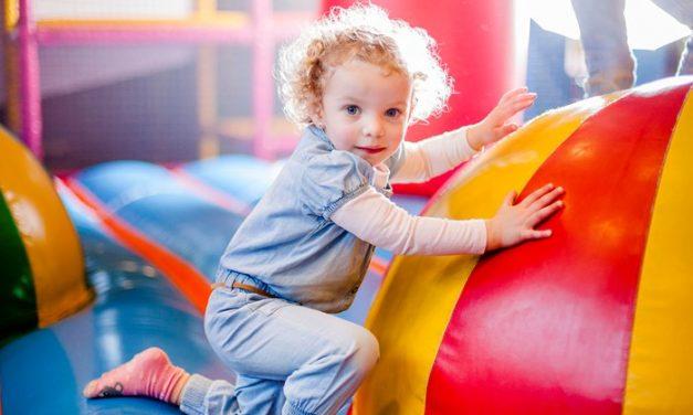 Een feestje voor kinderen vier je in een indoorspeeltuin in Friesland!